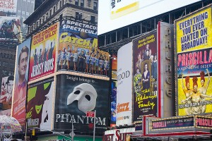 New York Broadway Shows 2012 - Currently Playing