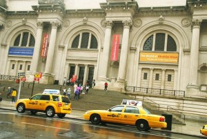 The Metropolitan Museum of Art From Outside