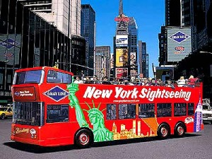 New York Hop On Hop Off Bus Tours