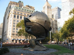World Trade Center - The Sphere
