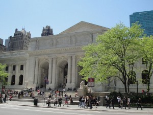 New York Public Library - NY Public Library Building