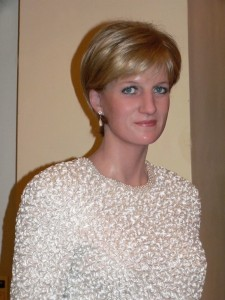 Madame Tussauds New York - Princess Diana