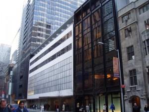 Museum of Modern Art MoMA New York City NYC