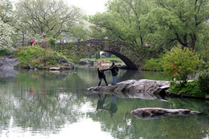 Central Park - One of the Most Romantic Places in New York City
