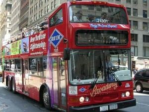 Hop On Hop Off Bus Tours of New York City