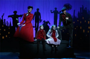 Mary Poppins Broadway Musical - Jane and Michael