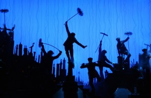 Mary Poppins Broadway Musical in New York City