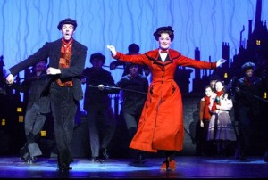 Mary Poppins Broadway Show