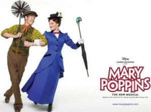 Mary Poppins Review - Broadway Musical by Disney