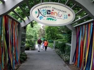 Everett Childrens Adventure Garden