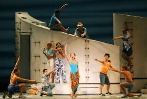 An Act from Mamma Mia!