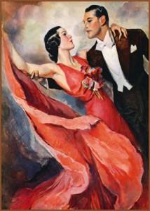 Ballroom Dancing NYC Origins