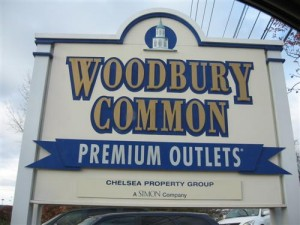 Woodbury Common Premium Outlets - An Outlet Mall near New York City