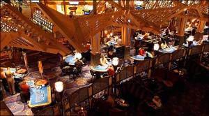 Inside the Mohegan Sun Casino