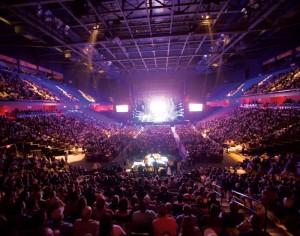 Mohegan Sun Arena at the Mohegan Sun Casino Resort