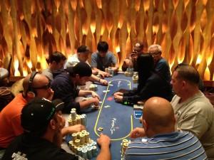 Table Games at the Mohegan Sun Casinos